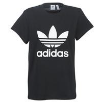 Textil Ženy Trička s krátkým rukávem adidas Originals BOYFRIEND TEE Černá