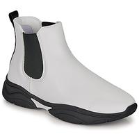 Boty Ženy Kotníkové boty André BILLIE Bílá
