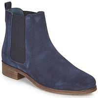 Boty Ženy Kotníkové boty André CHATELAIN Tmavě modrá
