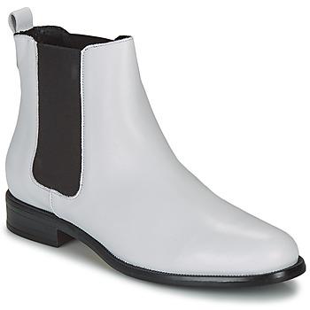 Boty Ženy Kotníkové boty André CARAMEL Bílá