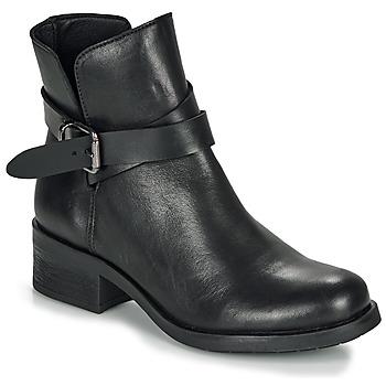 Boty Ženy Kotníkové boty André NELL Černá