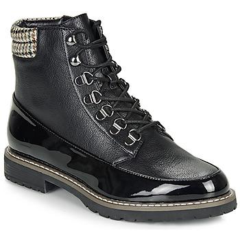 Boty Ženy Kotníkové boty André ELBROUZ Černá