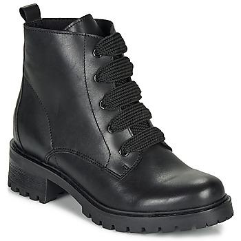 Boty Ženy Kotníkové boty André ELISE Černá