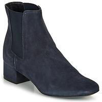 Boty Ženy Kotníkové boty André ECLAIRCIE Tmavě modrá
