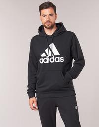 Textil Muži Mikiny adidas Performance MH BOS PO FT Černá