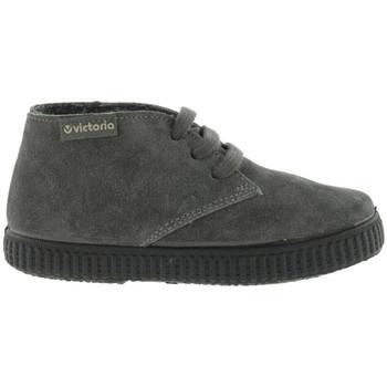 Boty Děti Kotníkové boty Victoria 106793 Šedá