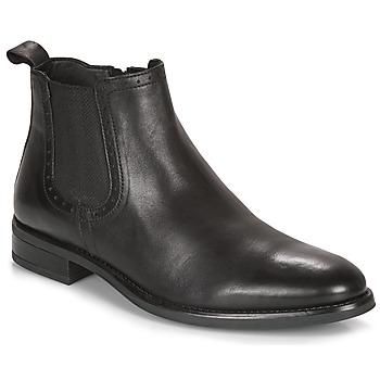 Boty Muži Kotníkové boty André NORLAND Černá