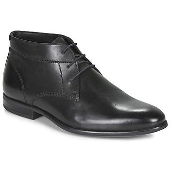 Boty Muži Kotníkové boty André NEZIA Černá