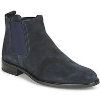 Boty Muži Kotníkové boty André NORLAND 2 Tmavě modrá