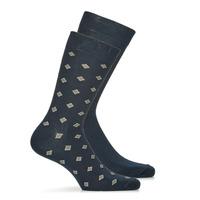Textilní doplňky Muži Ponožky André LOSANGE Tmavě modrá