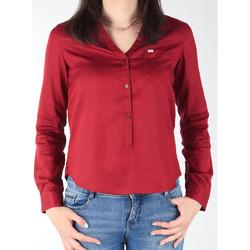 Textil Ženy Košile / Halenky Lee L47QLCPR burgundy