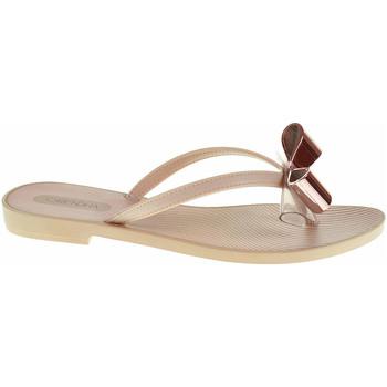 Boty Ženy Žabky Grendha Dámské plážové pantofle  17599-90079 rose Růžová