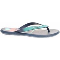 Boty Muži Žabky Rider Pánské plážové pantofle  82562-20974 blue-blue Modrá