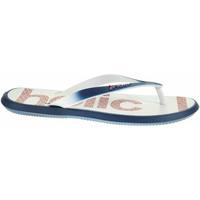 Boty Muži Žabky Rider Pánské plážové pantofle  82562-22146 blue-white-red Modrá