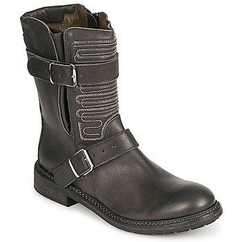 Boty Ženy Kotníkové boty Fru.it ARLINE Černá