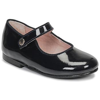 Boty Dívčí Kotníkové boty André MADDI Tmavě modrá