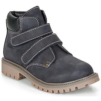 Boty Chlapecké Kotníkové boty André PHILDO Tmavě modrá