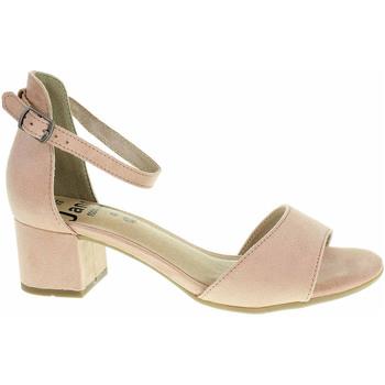 Boty Ženy Sandály Jana Dámské sandály  8-28314-32 rose Růžová