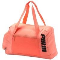Taška Cestovní tašky Puma AT Grip Bag Oranžové