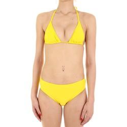 Textil Ženy Bikini Joséphine Martin LUANA Žlutá