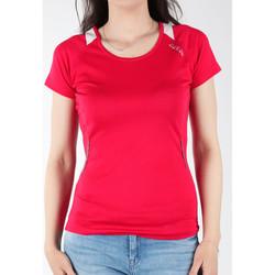 Textil Ženy Trička s krátkým rukávem Dare 2b T-shirt  Acquire T DWT080-48S pink