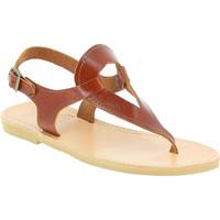 Boty Ženy Sandály Attica Sandals ARTEMIS CALF DK-BROWN marrone