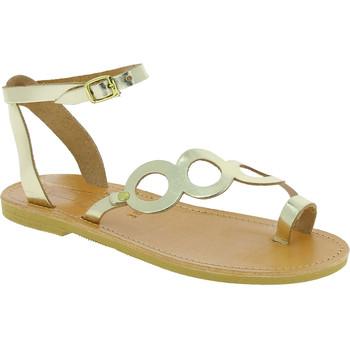 Boty Ženy Sandály Attica Sandals APHRODITE CALF GOLD oro