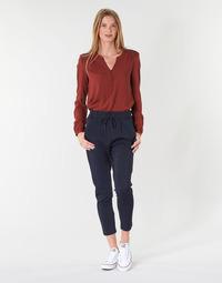Textil Ženy Mrkváče Only ONLPOPTRASH Tmavě modrá