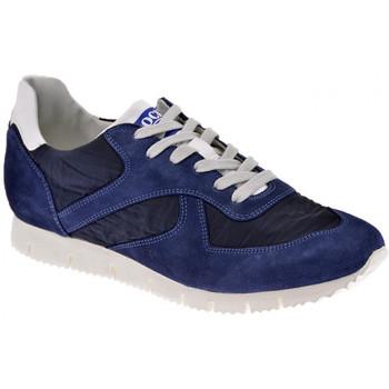 Boty Muži Nízké tenisky Docksteps  Modrá