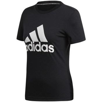 Textil Ženy Trička s krátkým rukávem adidas Originals Must Haves Badge OF Sport Černé