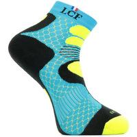 Textilní doplňky Sportovní ponožky  Lcf La Chaussette De France Running Nepal Modrá