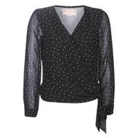 Textil Ženy Halenky / Blůzy Moony Mood LUKE Černá