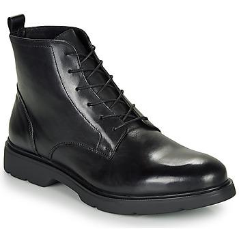 Boty Muži Kotníkové boty André GEREMY Černá