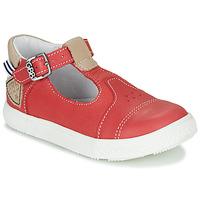 Boty Chlapecké Sandály GBB ATALE Červená