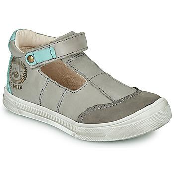 Boty Chlapecké Sandály GBB ARENI Šedá