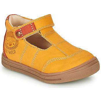 Boty Chlapecké Sandály GBB ARENI Žlutá