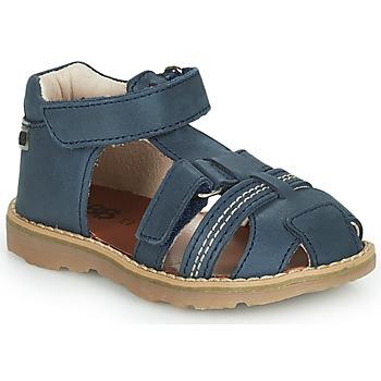 Boty Chlapecké Sandály GBB SEVILLOU Modrá
