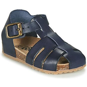 Boty Chlapecké Sandály GBB FREDERICO Tmavě modrá