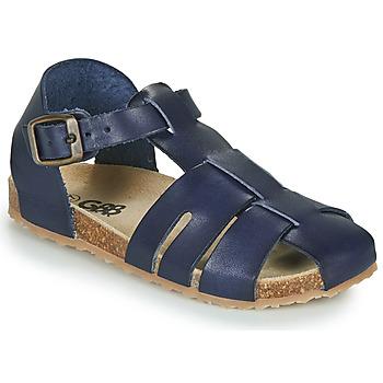 Boty Chlapecké Sandály GBB FREDERICO Modrá