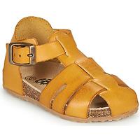 Boty Chlapecké Sandály GBB FREDERICO Hořčicová