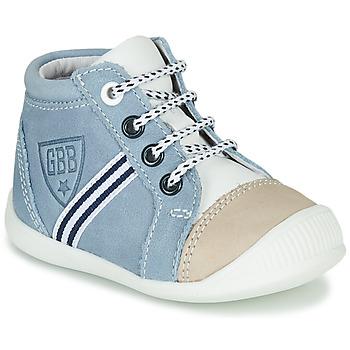 Boty Chlapecké Kotníkové tenisky GBB GABRI Modrá
