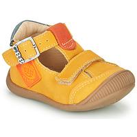 Boty Chlapecké Sandály GBB BOLINA Žlutá