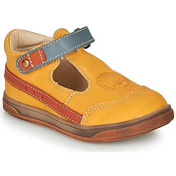 Boty Chlapecké Sandály GBB ANGOR Žlutá