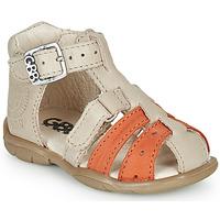 Boty Chlapecké Sandály GBB BORETTI Béžová / Oranžová
