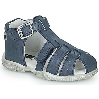 Boty Chlapecké Sandály GBB ARIGO Modrá