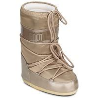 Boty Ženy Zimní boty Moon Boot MOON BOOT GLANCE Platinová šedá