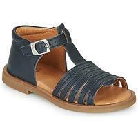 Boty Dívčí Sandály GBB ATECA Tmavě modrá