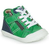 Boty Chlapecké Kotníkové tenisky GBB ANATOLE Zelená