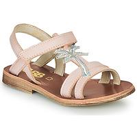 Boty Dívčí Sandály GBB SAPELA Růžová