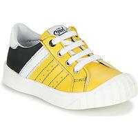 Boty Chlapecké Nízké tenisky GBB LINNO Žlutá